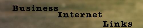 Business Internet Links