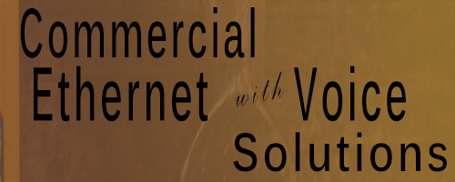 Commercial Ethernet with Voice Solutions